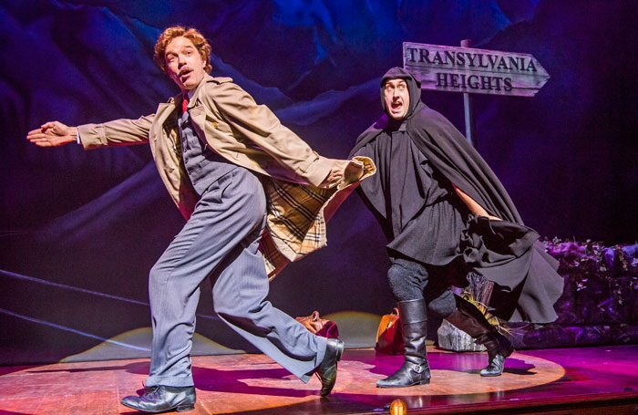 Young Frankenstein award nominations