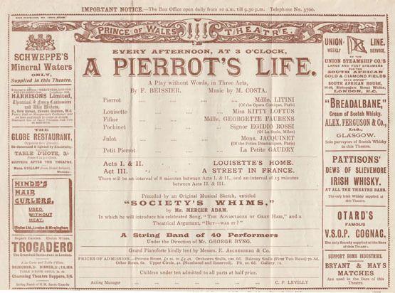 A Pierrot's Life