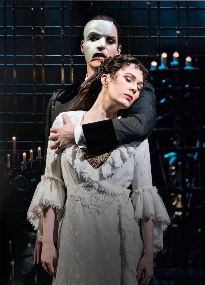 A new cast comes to The Phantom of the Opera