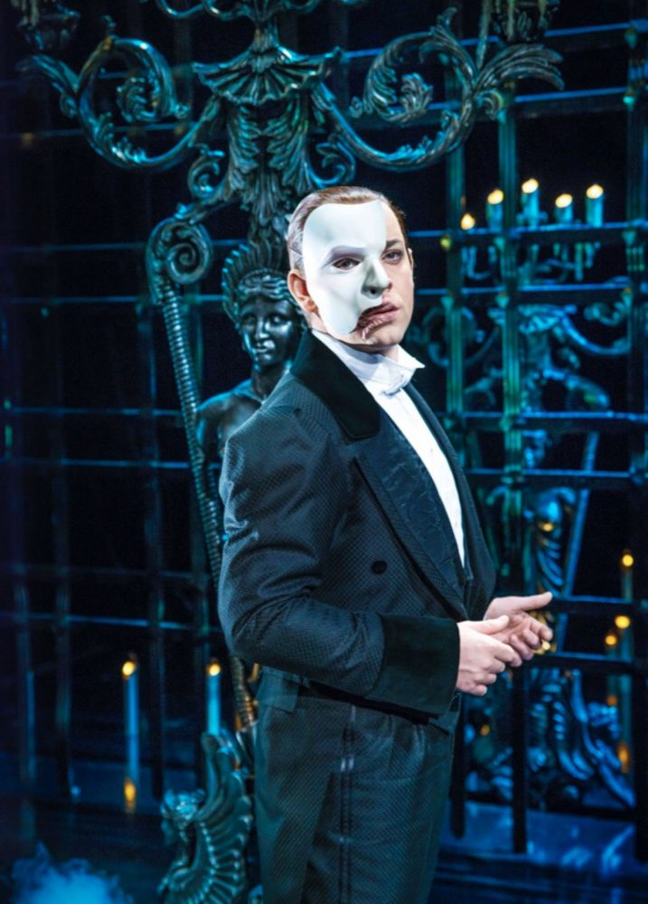 Ben Forster is the new Phantom