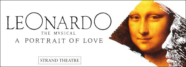 Leonardo the Musical: A Portrait of Love