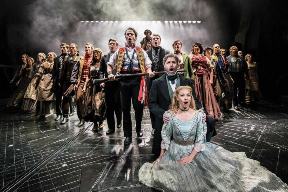 Les Misérables celebrates its 5th birthday