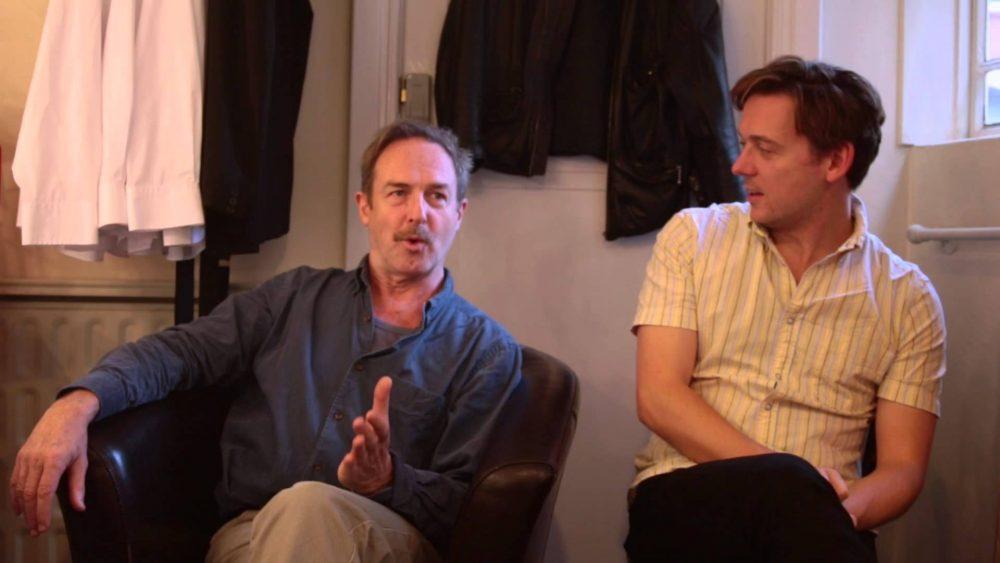 Julian Forsyth and Antony Eden take over