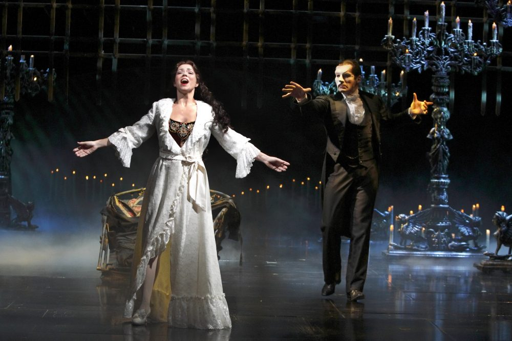 The Phantom of the Opera breaks records