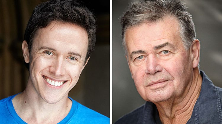 Introducing Terence Wilton and James Byng