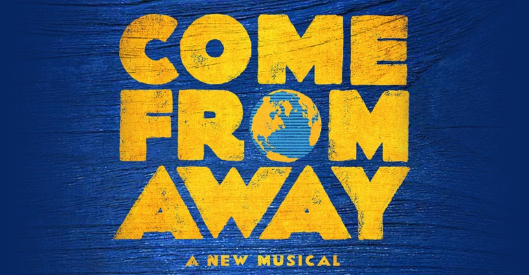 Come From Away Opens