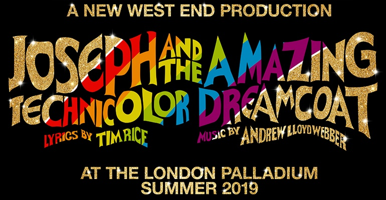 Joseph and the Amazing Technicolor Dreamcoat Opens