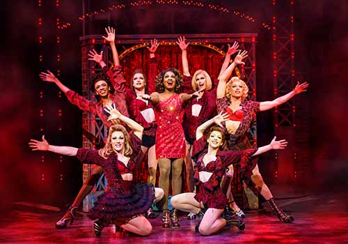 Kinky Boots Closes