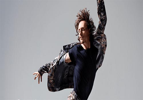 Ballet Star Sergei Polunin Presents Solo Programme