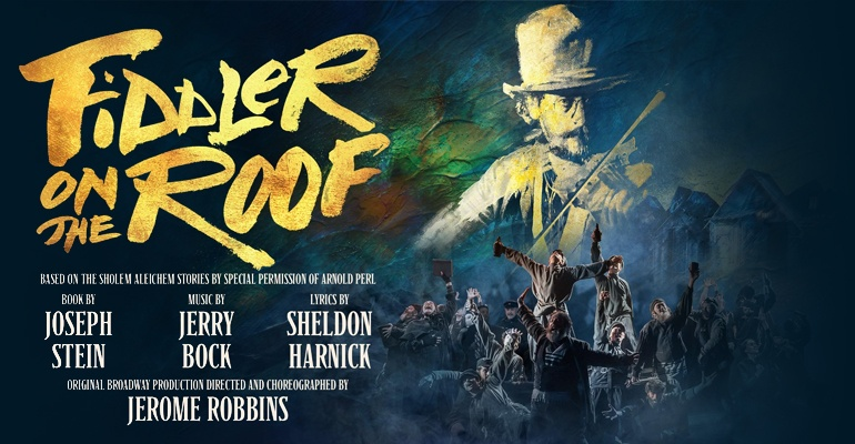 Fiddler on the Roof Opens