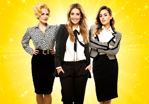 Louise Redknapp Returns to '9 to 5'
