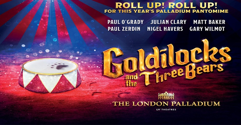 Pantomime Returns to the Palladium