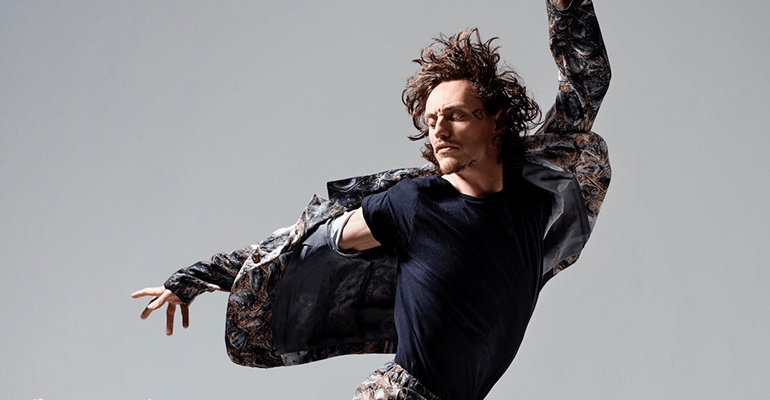 Sergei Polunin Presents a New Mixed Bill
