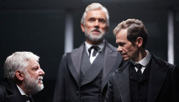 The Lehman Triology transfers to the Piccadilly Theatre