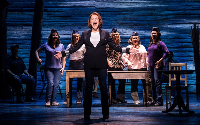 Come From Away wins four Olivier Awards