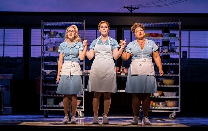 New cast join Waitress