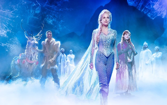 Frozen announced for Autumn 2020