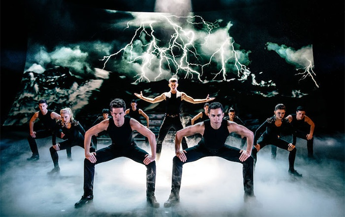 Heartbeat of Home dances in to the Piccadilly Theatre