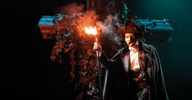 The Phantom of the Opera re-opens with a redesigned production