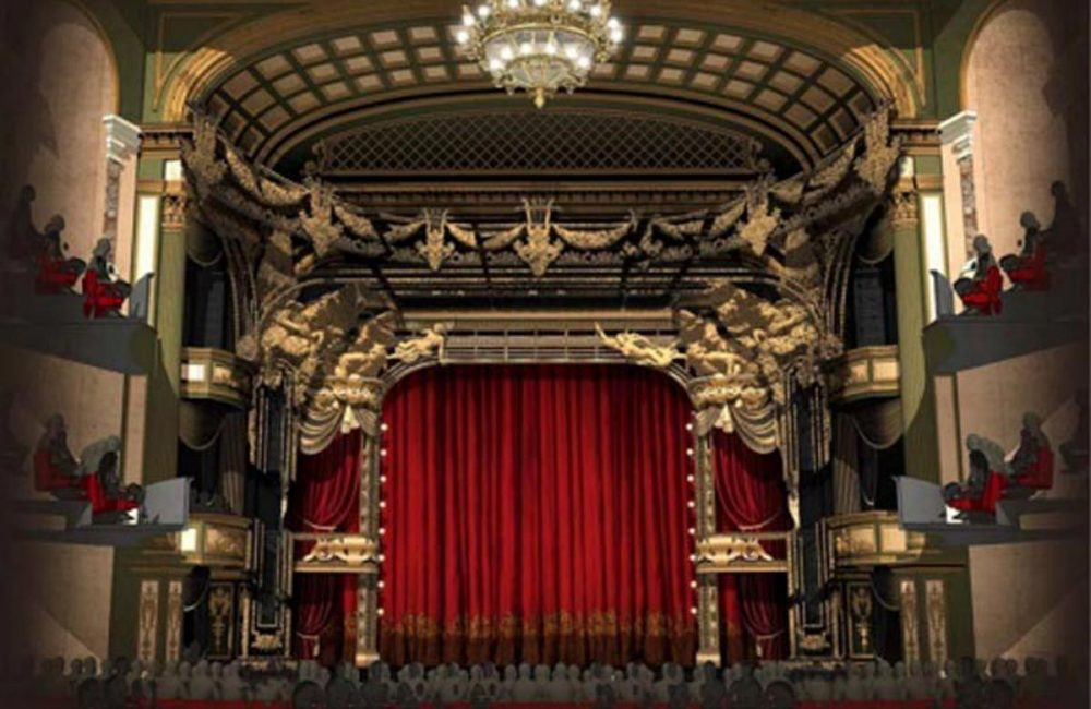 Her Majesty's Theatre redesign is completed