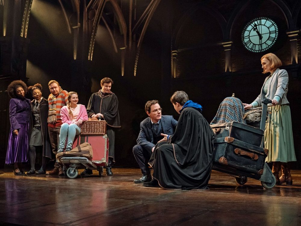 Harry Potter return and initial casting announced