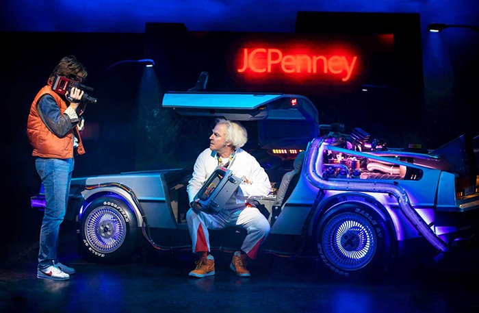 Back to the Future the Musical transfer announced
