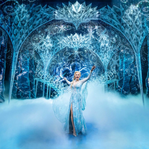 Disney's Frozen debuts on the West End