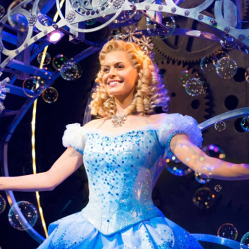 Wicked reopens after closing in 2020